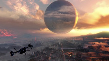 Trailer TGS 1 de Destiny