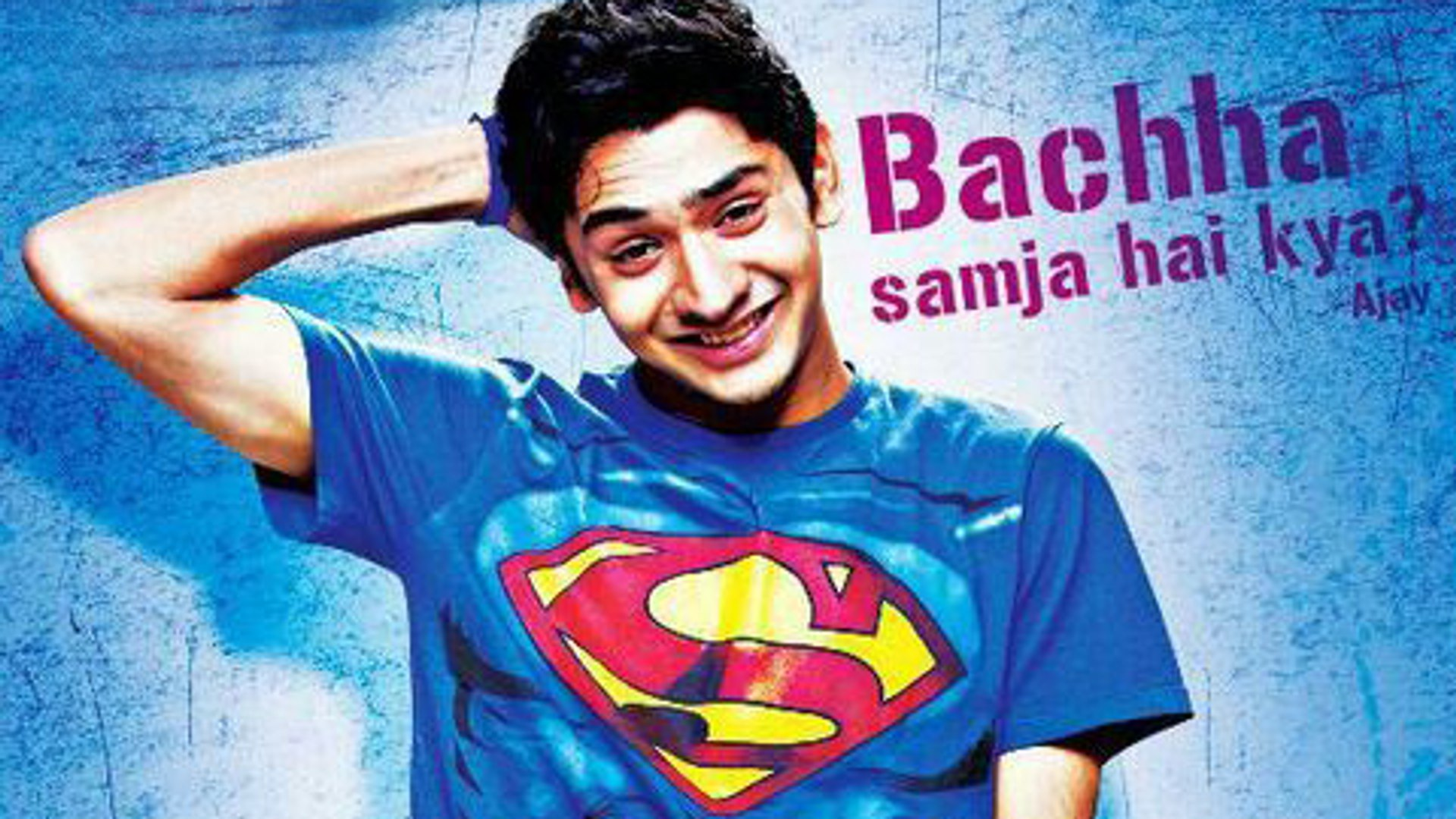 Characters Anurag Worlikar As Ajay - Por Bazaar Marathi Movie - Making