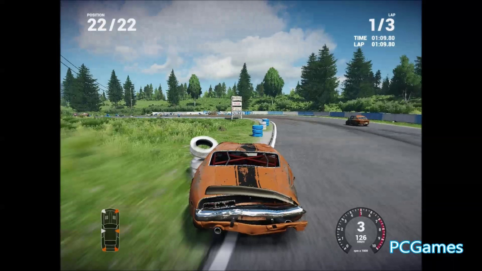 Next Car Game: Big Crashes (PC Games)