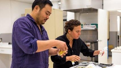 Space Food Taste Test: Tasting Food from The International Space Station
