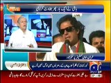 Javed Hashmi Exclusive Interview With Hamid Mir (Part 2) – 2nd September 2014