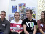 Interviews des jeunes lors du Séminaire national Eco-Ecole 2013