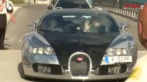 "Karim Benzema victime du "" Car Wish Challenge "" !"