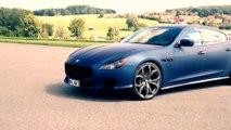 Maserati Quattroporte : jusqu'à 605 ch grâce à Novitec