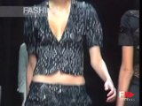 """John Richmond"" Spring Summer Milan 2007 1 of 3 by Fashion Channel"