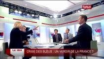Roselyne Bachelot au chevet des Bleus : « une situation démente » pour de Sarnez