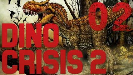 #2 Dino Crisis 2: La Nuit Des Carnivores