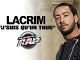 """Lacrim """"J'suis qu'un thug"""" en live dans Planète Rap"""