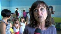 Ils découvrent leur école avant la rentrée (Vendée)