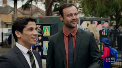 """Langford on Soaps: Nate Gets Rough With Chris on """"Neighbours"""