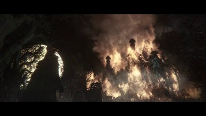 Bloodborne - TGS 2014 Gameplay Trailer