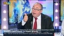 Emmanuel Lechypre: Compétitivité: la France résiste – 03/09