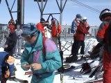Viajes de esquí Les Angles y Val d'Isere 2007