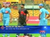 Bolt beats Yuvraj on cricket field