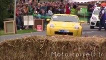 Départ ES Savigny Coeur de France 2014 Ticot/Brisset Nissan 350Z GT10