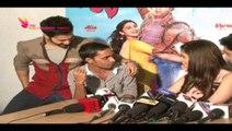 Alia Bhatt & Varun Dhawan Forced To Kiss In Humpty Sharma Ki Dulhania