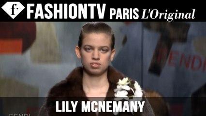 Lily McMenamy | Model Talk EXCLUSIVE | Fall/Winter 2014-15 | FashionTV