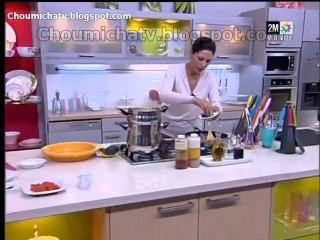 Recettes Chlada Bi Makaronia