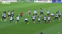 Football / Dernier entraînement au Stade de France avant France-Espagne - 03/09