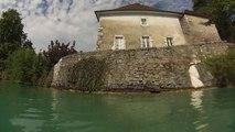 Château de Duingt, lac d'Annecy
