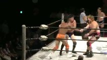 Hideyoshi Kamitani & Susumu Oshita vs. Kazuki Hashimoto & Kota Sekifuda (BJW)