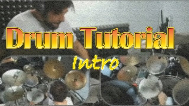 Drum Tutorial - Intro