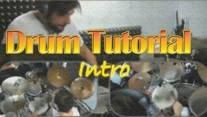 Drum Tutorial - Intro