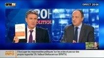 """20H Politique: Valérie Trierweiller dévoile sa relation avec François Hollande dans le livre intitulé """"Merci pour ce moment"""" - 03/09"""