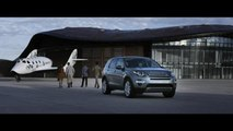 Land Rover Launches Competition to Win a Trip to Space