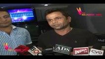 Rajpal Yadav visit @ Game Paisa Ladki Song Recording