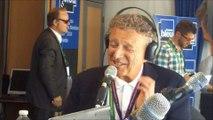 Nelson Monfort imite Nelson Monfort pour France Bleu