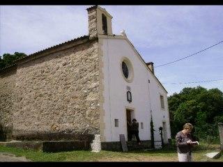 Chapelle du col de Sorru (mai 2009)