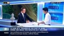 Politique Première: Livre de Valérie Trierweiler: des conséquences négatives pour Hollande ? - 04/09