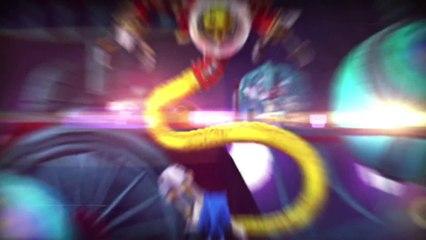 Trailer Shattered Crystal de Sonic Boom : Le Cristal Brisé