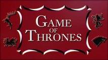 Générique de Game of Thrones version 60's!
