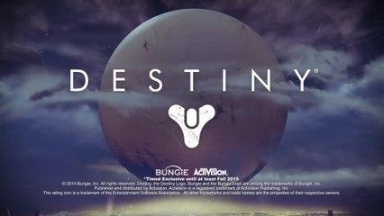 Carte Exodus Blue de Destiny