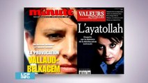 Unes de Valeurs Actuelles et Minute: Najat Vallaud Belkacem réagit