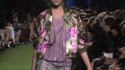 BLUGIRL - Women Fashion Show S/S 2015