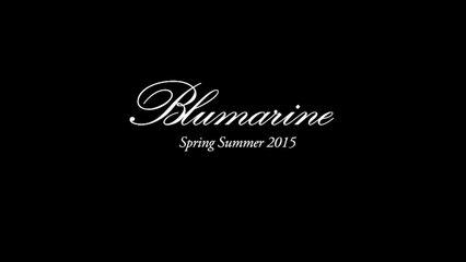 BLUMARINE - Women Fashion Show S/S 2015