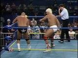 Steve Austin vs Dustin Runnels - WCW Halloween Havoc 1993