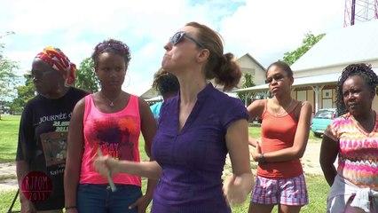 RJPOM 2013 en Guyane (Rencontres Jeunes et Patrimoine de l'Outre-Mer)