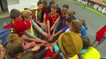 Camp SGDF pios-caras de Rodez 2014