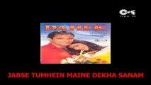 Jab Se Tumhe Maine Dekha Sanam - Bollywood Sing Along - Dahek - Udit Narayan