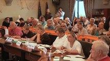 Le Conseil Municipal d'Hayange