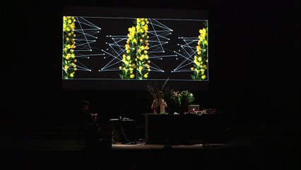 Natures Reworked by Mira Calix, Oliver Coates, Quayola & Sinigaglia live at Imogen Heap's Reverb