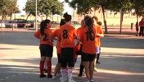 Primer Torneo Femenino de Fútbol Sala de Barriadas