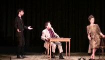 On passe dans 8 jours - Extrait spectacle fin d'année Ecole Théâtre Béatrice Brout