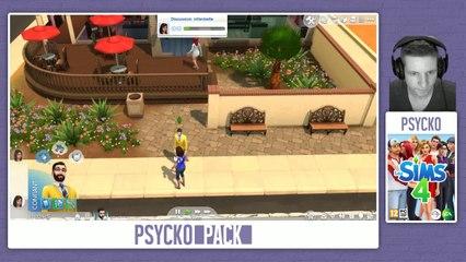 Psyckopack - sur Sims 4 [04/09]