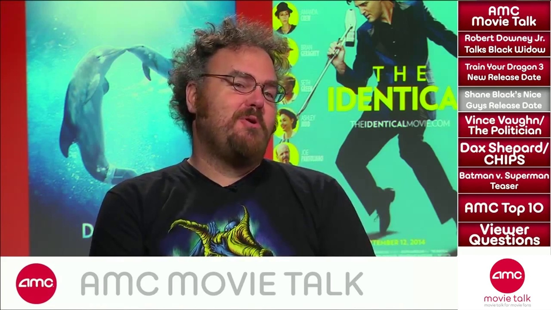 Shane Blacks THE NICE GUYS Gets A Release Date - AMC Movie News (HD)