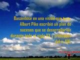 ALBERT S. PIKE Y LAS 3 GRANDES GUERRAS MUNDIALES.